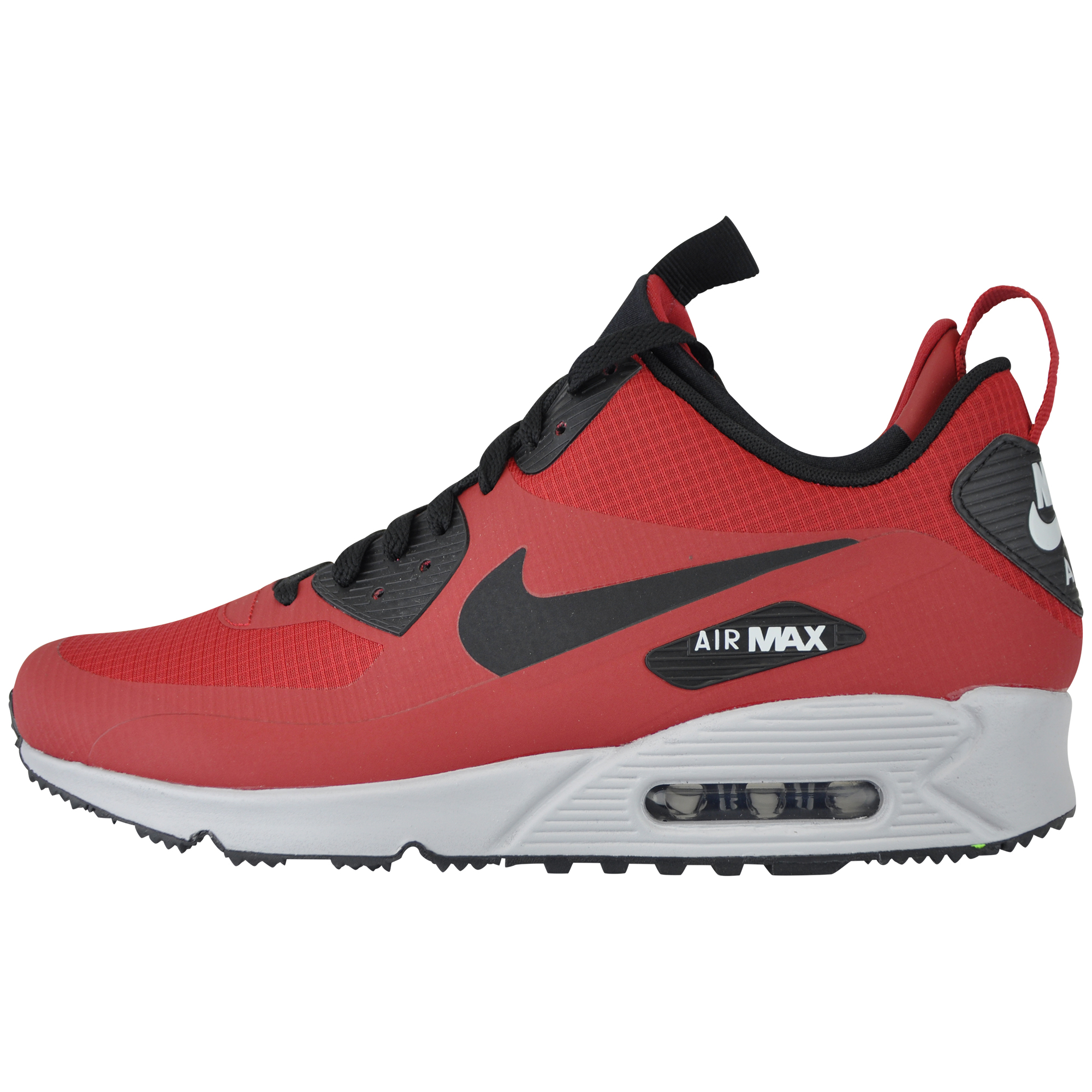 nike air max 90 thea sneakerboot mid wntr tavas lthr. Black Bedroom Furniture Sets. Home Design Ideas